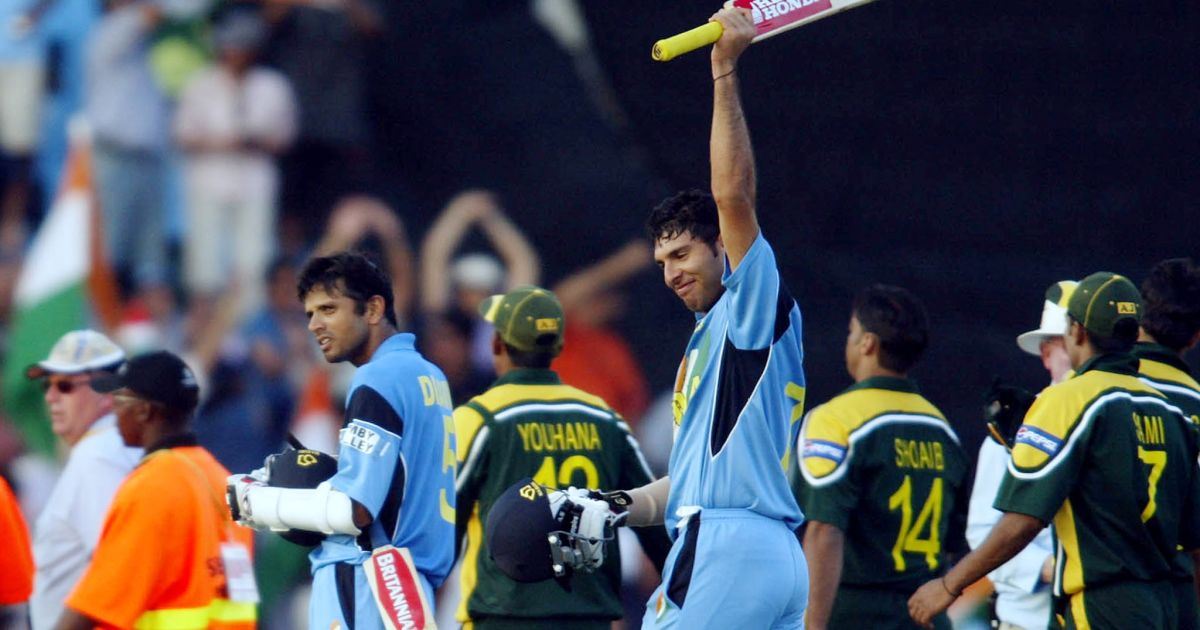India Vs Pakistan From 2003 World Cup Match To 2004 Champions Trophy Thriller