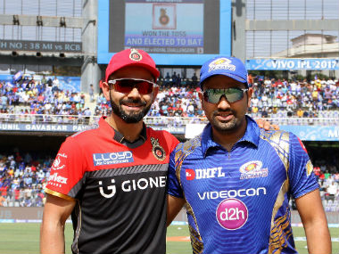 IPL 2017 Highlights, MI vs RCB at Mumbai, cricket score and updates: MI win by 5 wickets, move to top of table