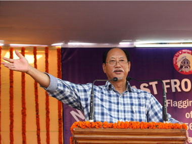 Nagaland assembly polls could be postponed if peace talks come through, says ex-CM Neiphiu Rio