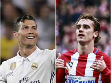 Highlights Champions League, Real Madrid vs Atletico, football scores and results: Cristiano Ronaldo hat-trick sinks Atleti