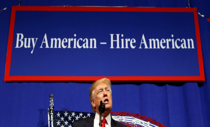 Who's cheering for the H1B visa reboot on Planet Trump? The H1B