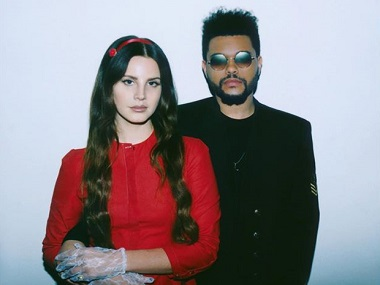 Watch Lana Del Rey The Weeknd Make Us Lose Our Lust For Life Entertainment News Firstpost