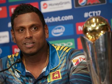 Angelo Mathews steps down as Sri Lanka captain from all three formats of the game