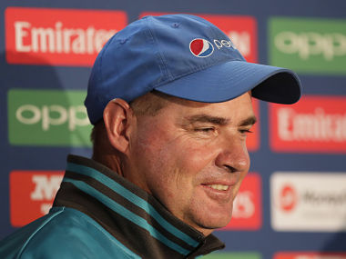 India vs Pakistan Final 2017: Mickey Arthur confident Pakistan are over group stage defeat to India