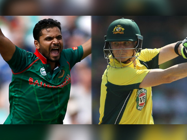 Highlights ICC Champions Trophy 2017, Australia vs Bangladesh, cricket score and result: Match abandoned due to rain