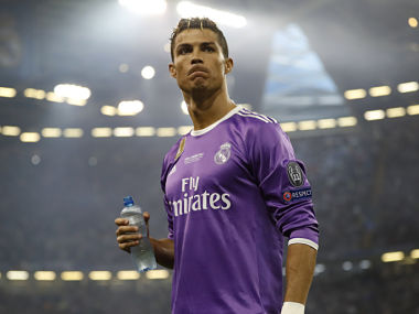 the best attitude 65a54 c1461 Cristiano Ronaldo's threat to leave Real Madrid triggered by ...
