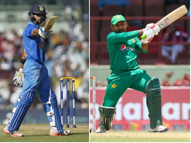 Highlights India vs Pakistan, ICC Champions Trophy 2017, cricket score and result: Kohli and Co win convincingly