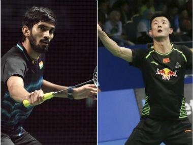 Highlights Australia Superseries, badminton scores and updates: Kidambi Srikanth thumps Chen Long to claim title