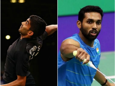 Highlights Indonesia SSP, badminton scores and results: HS Prannoy, Kidambi Srikanth cause major upsets to enter semis