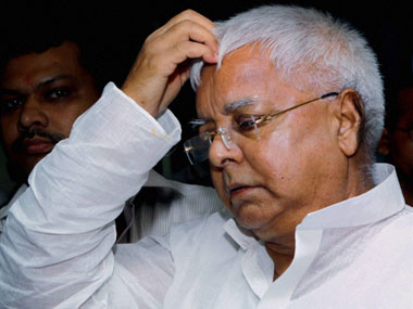 CBI raids Lalu Prasad Yadav's homes: Alleged hotel tender irregularities as in 2006 comes back to haunt RJD chief