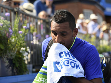 Queen's Club: Nick Kyrgios forced out due to injury, hopes to recover in time for Wimbledon