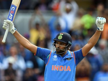 ICC Champions Trophy 2017: Rohit Sharma's new-found panache distinguishes him from his pre-injury self
