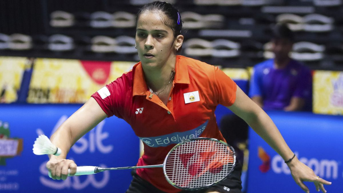 Highlights Indonesia SSP badminton scores and updates Saina