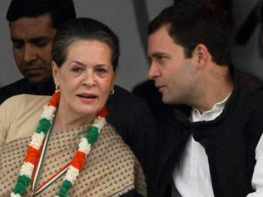 CWC meeting in Delhi updates: Govt mistaken if it thinks it'll escape Constitutional accountability, says Sonia