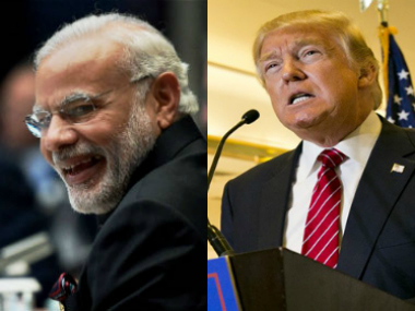 Narendra Modi in Washington as it happened: Donald Trump, PM take no questions from media in White House Rose Garden