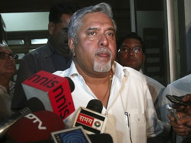 Vijay Mallya says he will 'attend all games' after appearing at India-Pakistan match in Birmingham