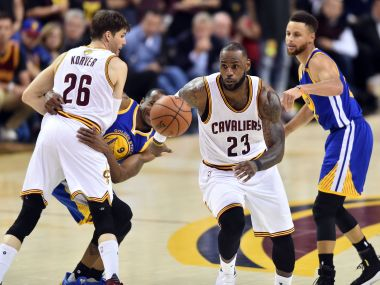 Highlights NBA Finals, Game 4, Golden State Warriors vs Cleveland Cavaliers: LeBron James and Co win 137-116 to force Game 5