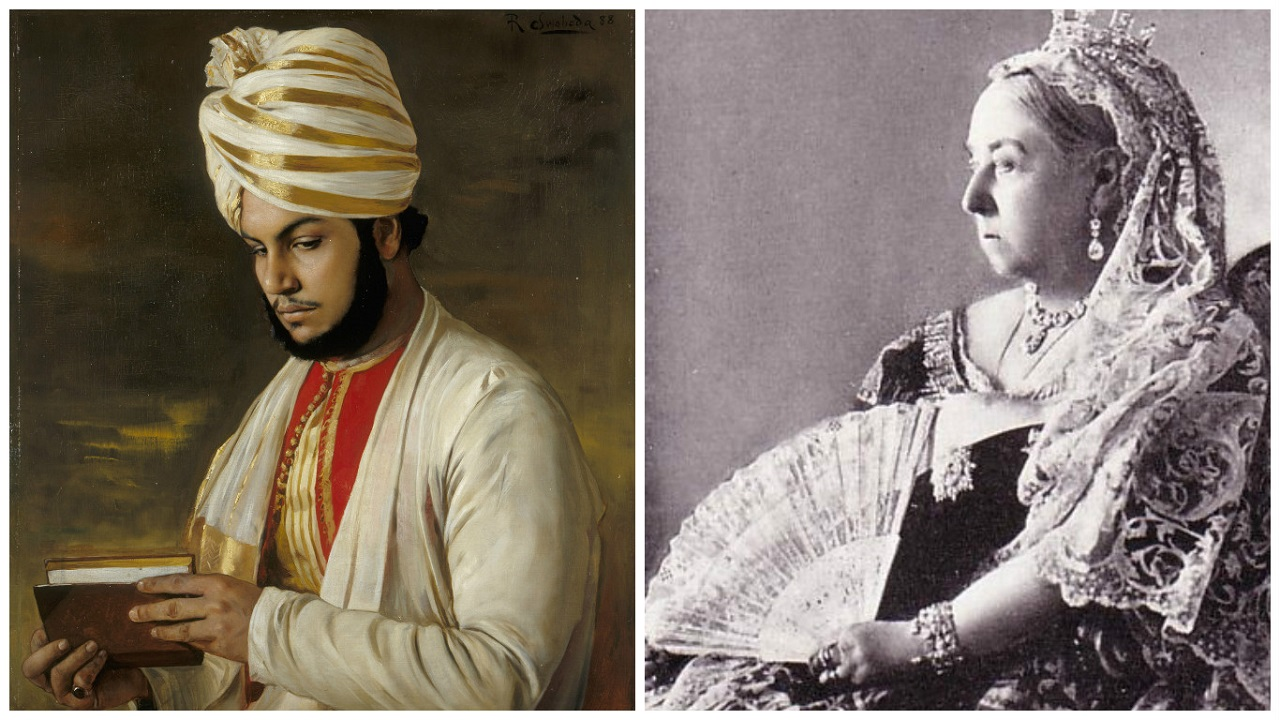 victoria and abdul deutsch
