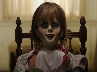 Prequel to The Conjuring franchise reveals origins of the haunted doll