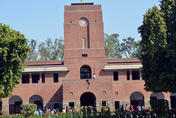 Delhi University colleges release cut-offs; highest is 99.66 percent for science course - Firstpost