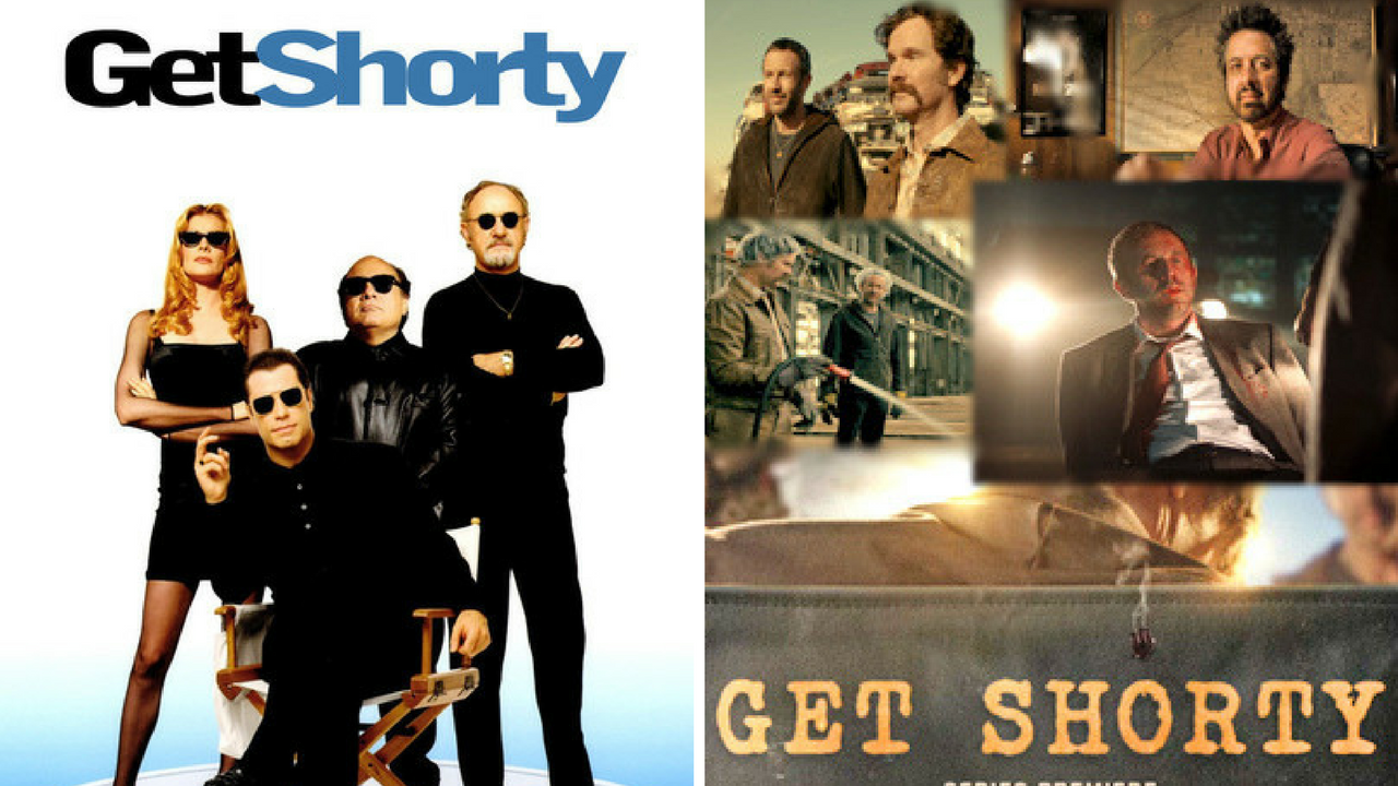 get shorty essay New york — american author elmore leonard, whose ear for gritty, realistic dialog helped bring dozens of hard-bitten crooks, cops and cowboys to life in n.