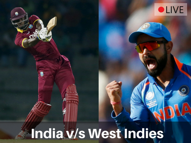 Live cricket match of india vs west indies