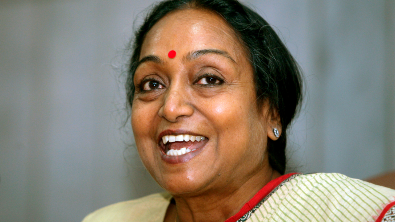 Presidential Election 2017 Will not vote for Meira Kumar says