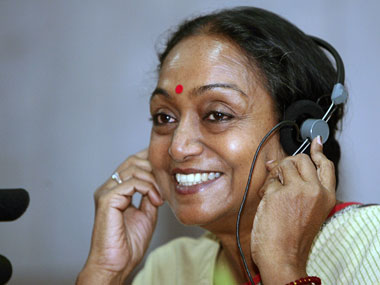 Presidential Election 2017 highlights: Meira Kumar files nomination in 'battle of ideologies' as numbers favour Ram Nath Kovind