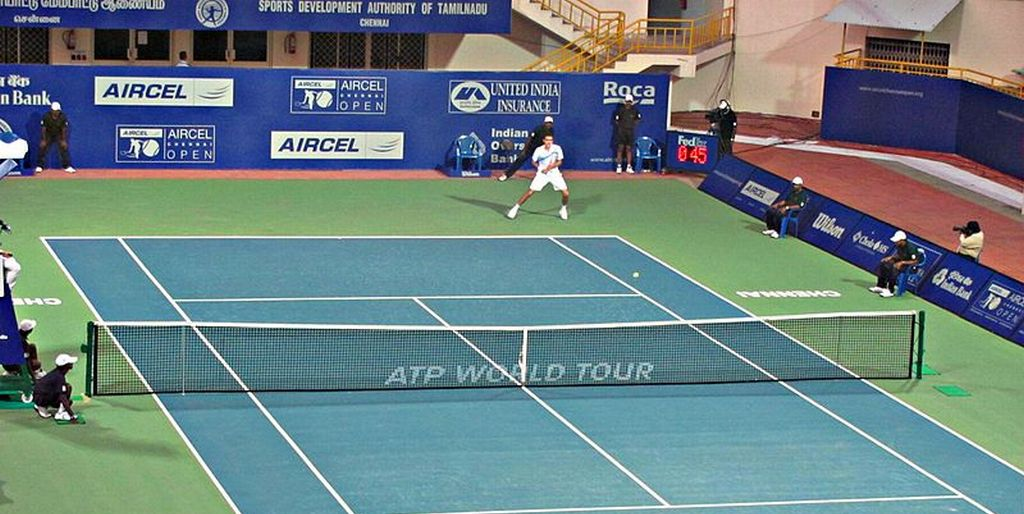 Indian tennis players express contentment that ATP World Tour event