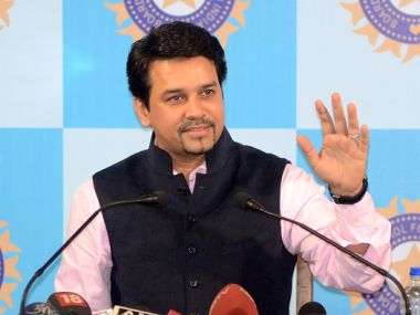Ex-BCCI chief Anurag Thakur says he will 'always be available' if Indian cricket 'requires' him