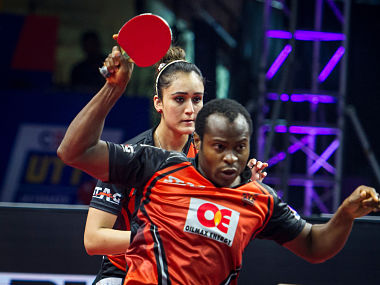 Ultimate Table Tennis (UTT) 2017, highlights: Oilmax-Stag Yoddhas register first win 15-12 against Shazé Challengers