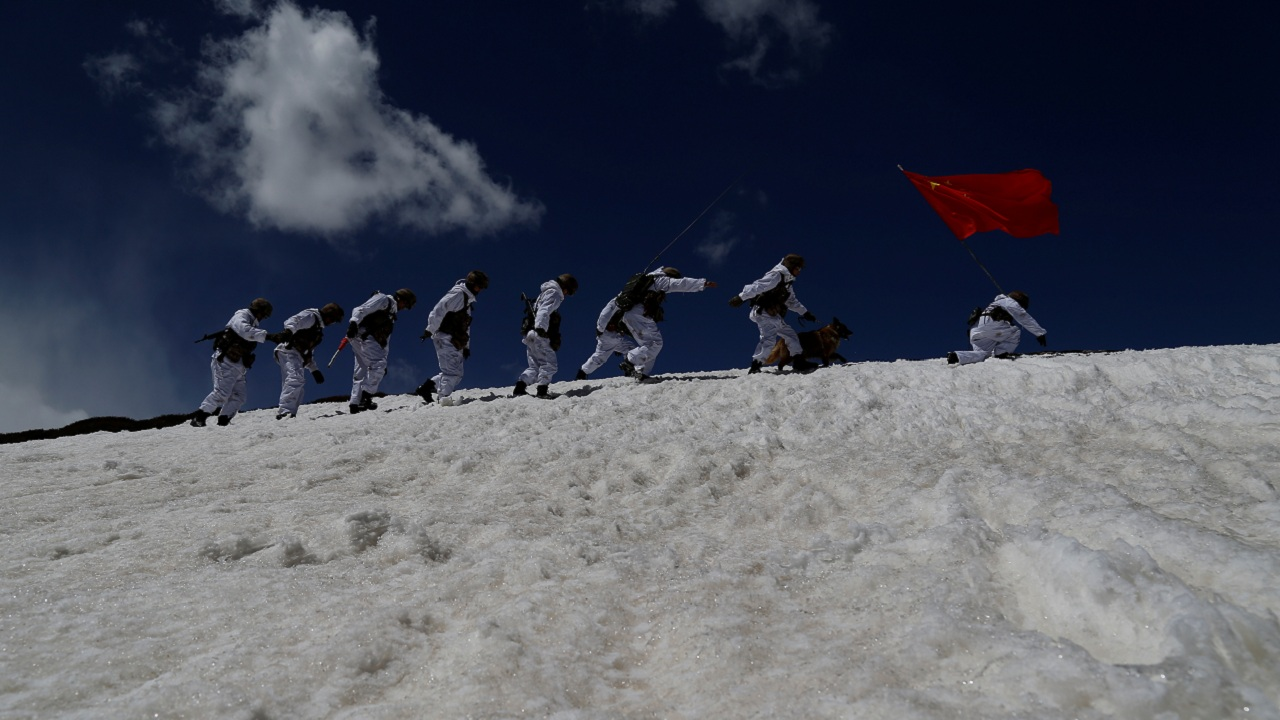 China to downsize army to under a million; biggest troop cut in its history