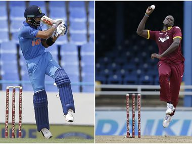 India vs West Indies 2017, 5th ODI, highlights: Kohli, Karthik star in visitor's 8-wicket win; visitor's clinch series 3-1