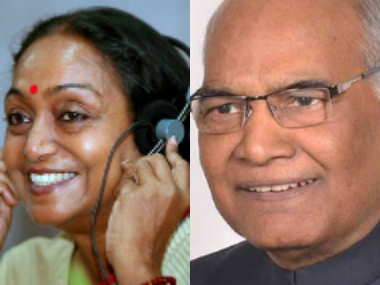 Presidential election 2017 results highlights: Ram Nath Kovind defeats Meira Kumar, to become next President of India