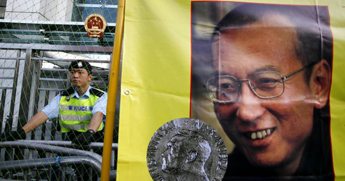 China hits back at international criticism over denying Nobel laureate Liu Xiaobo's dying wish to leave country