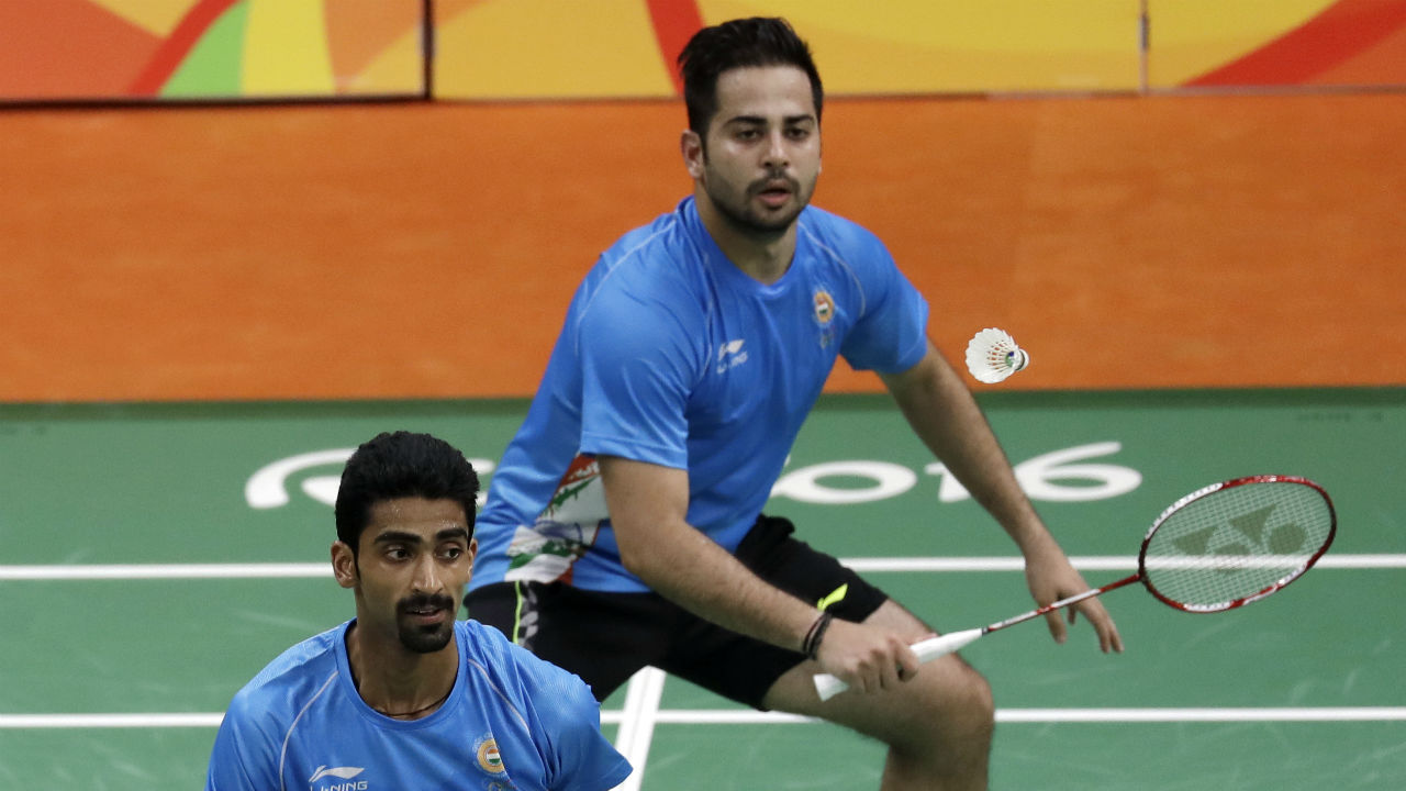 Canada Open GP Manu Attri B Sumeeth Reddy reach doubles quarter