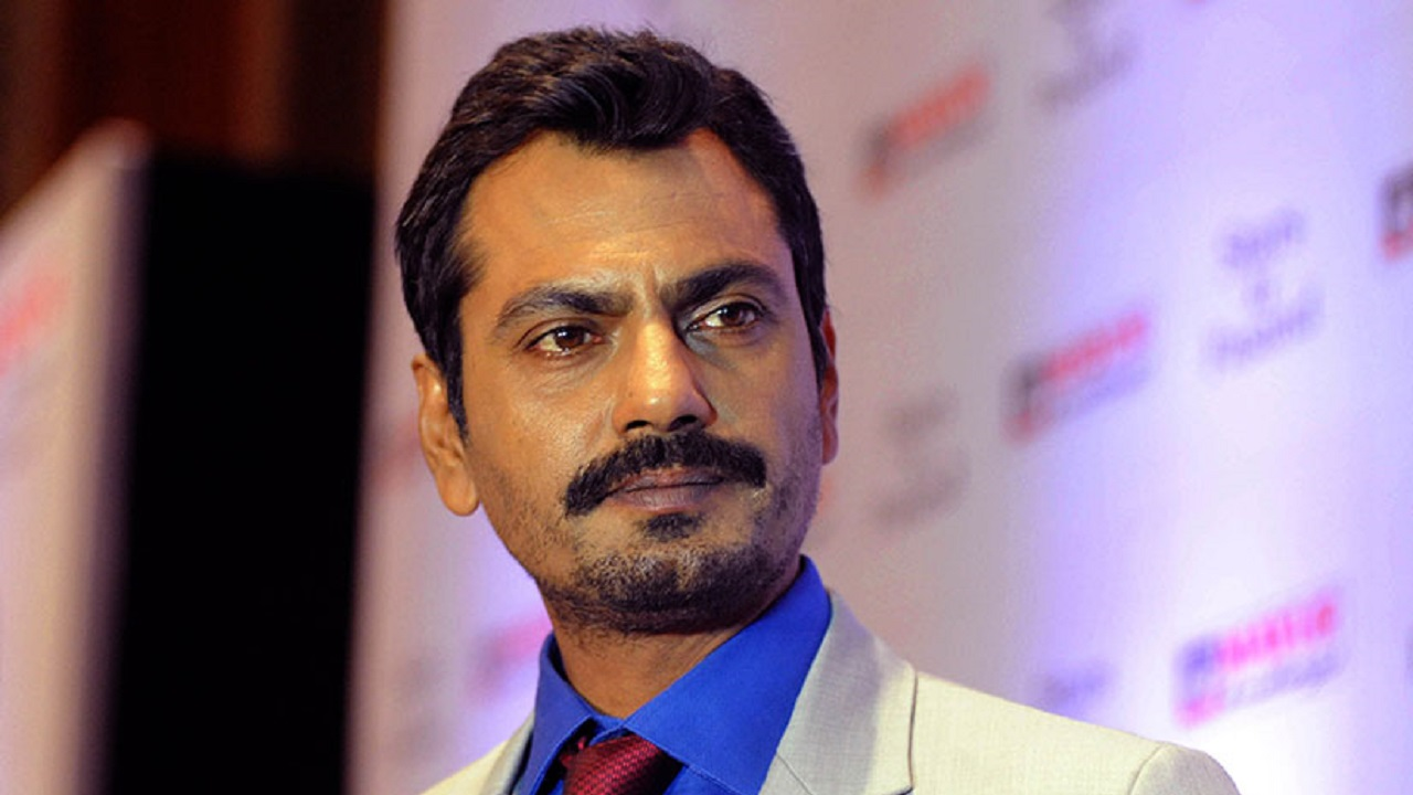 Nawazuddin Siddiqui hints at Bollywood's colour bias, in a tweet referring to 'fair and handsome' leads