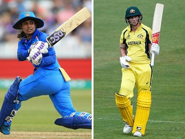 ICC Women's World Cup, India vs Australia, highlights and cricket result: Raut's ton ends in vain as AUS win by 8 wickets