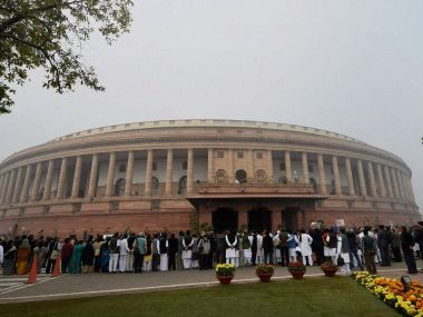 Parliament Day 6 Highlights: Rajya Sabha adjourned for the day after passage of maritime claims bill