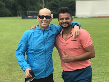 Suresh Raina, Gary Kirsten cross paths in The Netherlands, relive old days