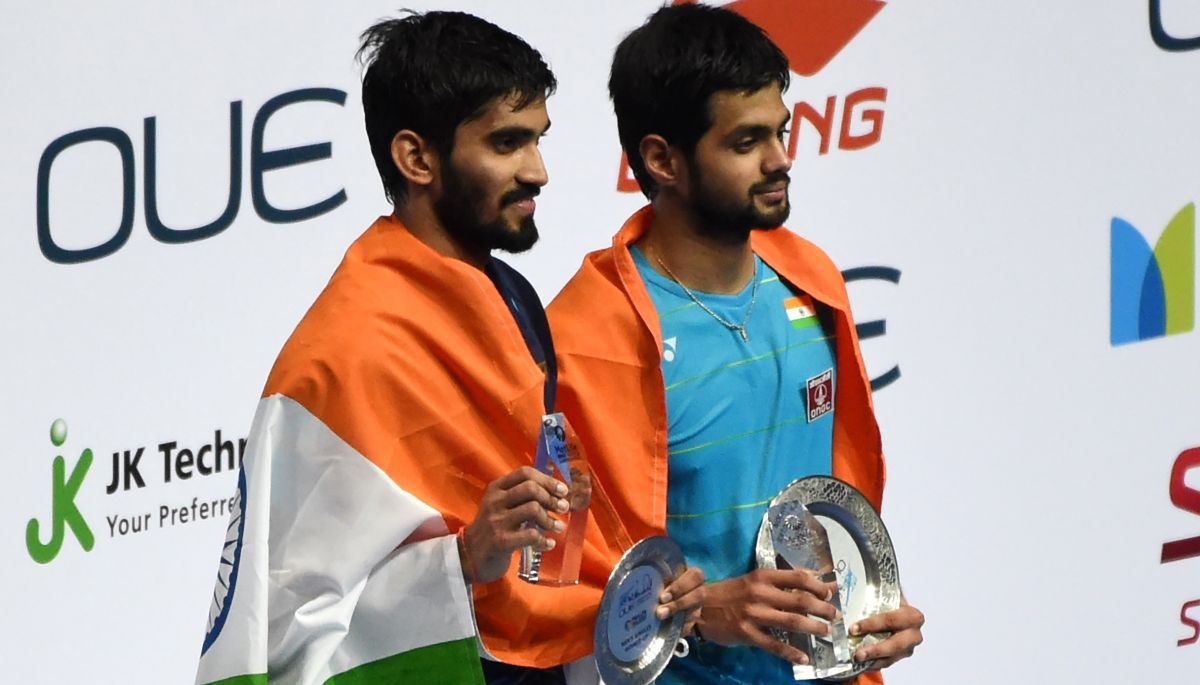 Kidambi Srikanth B Sai Praneeth and HS Prannoy s success shows