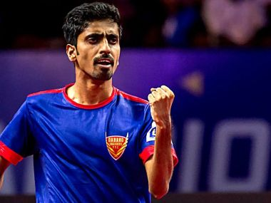 Ultimate Table Tennis (UTT) 2017, Day 13, highlights: Dabang Smashers edge Oilmax-Stag Yoddhas 14-13 in thriller