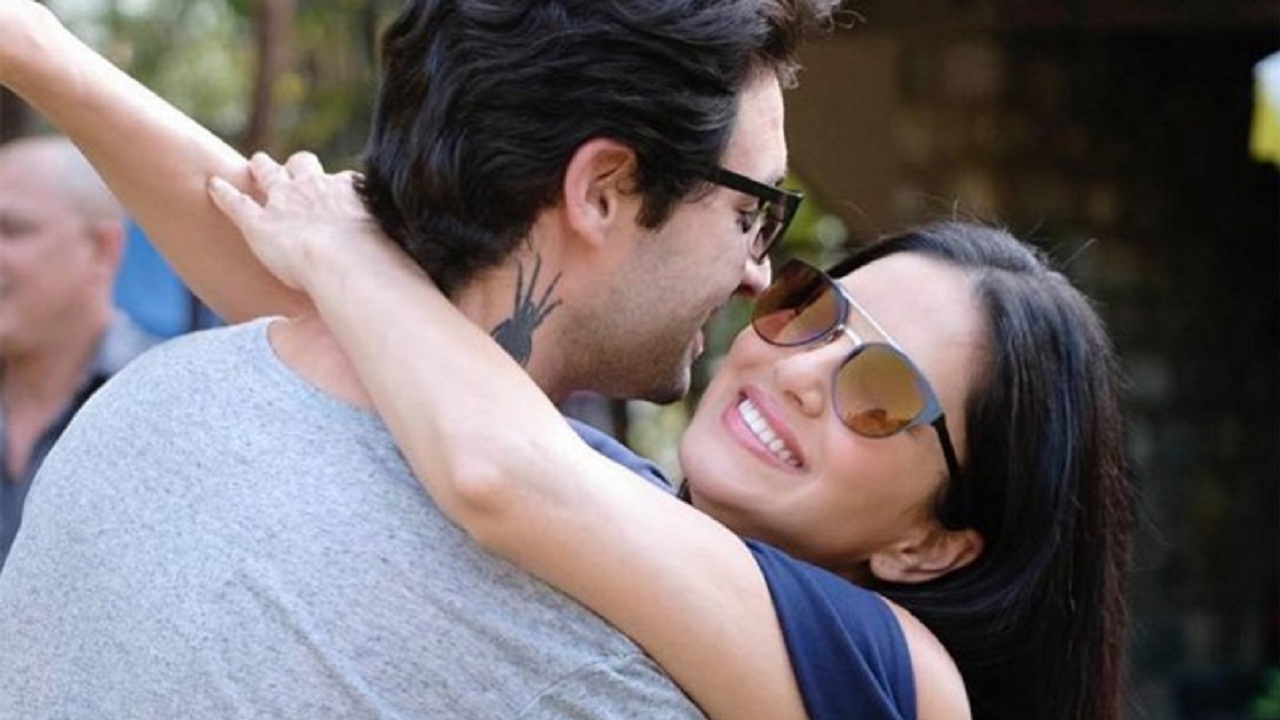 Sunny leone daniel weber adopt baby girl from latur name for Nisha bano husband name
