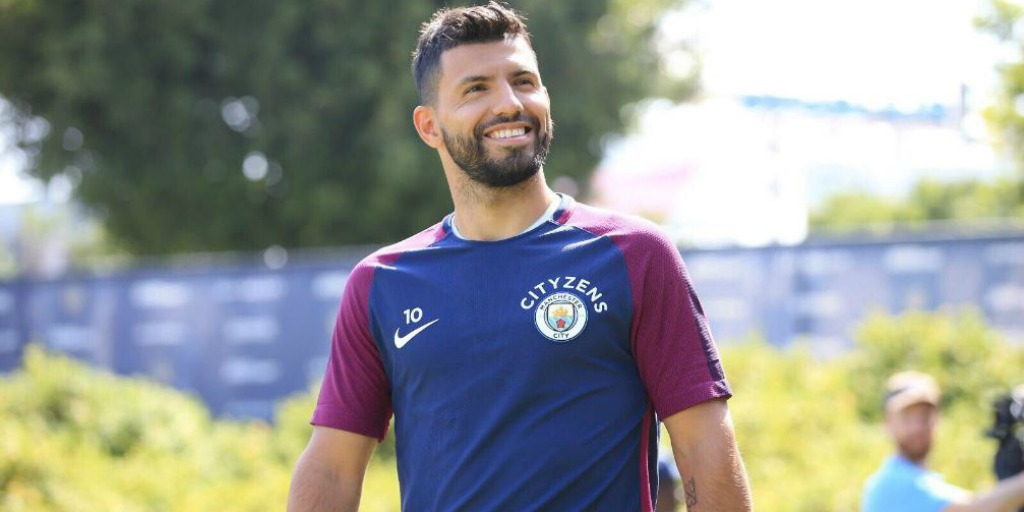 Premier League: Manchester City's Sergio Aguero hailed by teammates for his prolific goal-scoring record