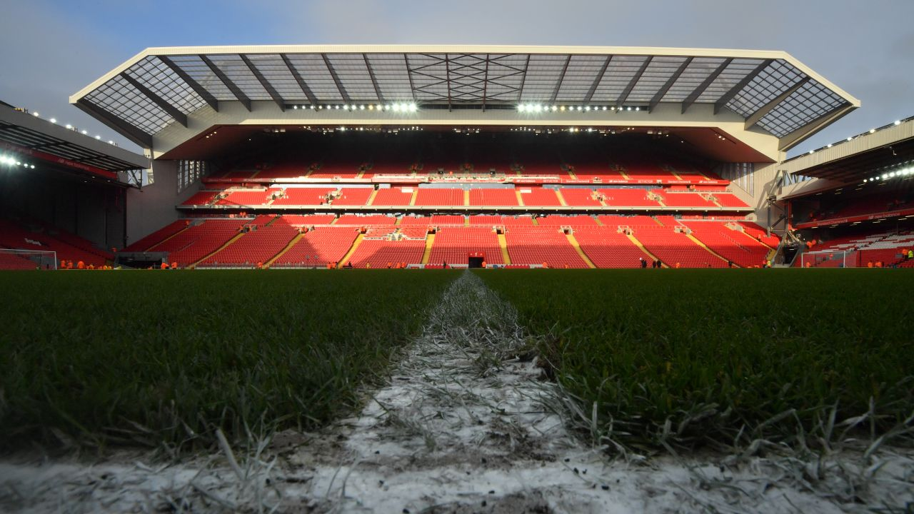 Premier League: Liverpool supporters vote in favour of standing areas to be reintroduced in stadiums