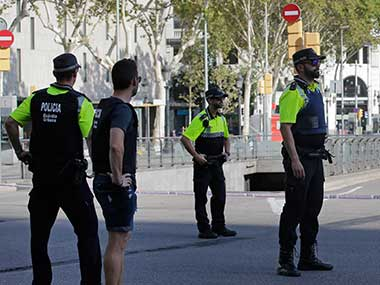Barcelona terror attack highlights: Van rams crowd, 13 dead, 50 injured, 1 suspect arrested