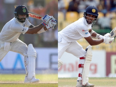Highlights India vs Sri Lanka 2017, 2nd Test, Day 2: Hosts reach 50/2 at stumps