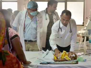 Gorakhpur hospital tragedy: Yogi Adityanath removes top bureaucrat responsible for delayed payments