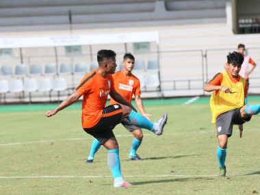 Highlights, India vs St Kitts and Nevis, Tri-nation series, football scores and updates: Hosts wins tournament despite being held to 1-1 draw