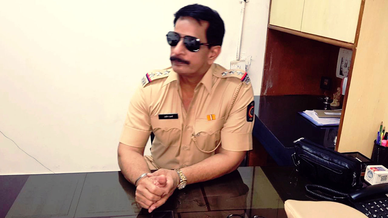 Mumbai encounter specialist Pradeep Sharma reinstated, to